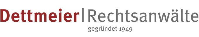 Logo Dettmeier | Rechtsanwälte in Düren