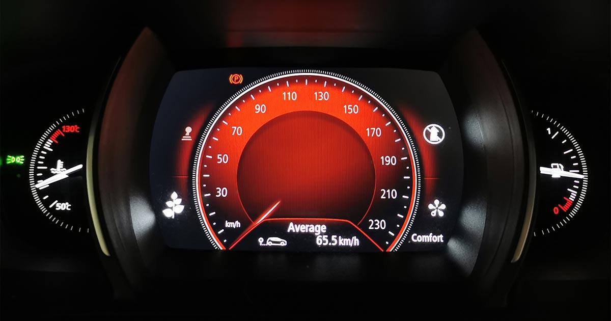 Geschwindigkeitsüberschreitung - Unterscheidung zwischen Vorsatz und Fahrlässigkeit
