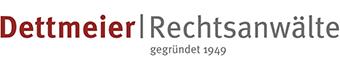 Dettmeier Rechtsanwälte Logo