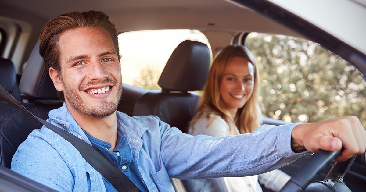 Spritztour mit Folgen – Mit dem Auto zum Flughafen